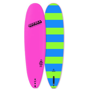"Catch Surf Plank 8'0""-Hot Pink"