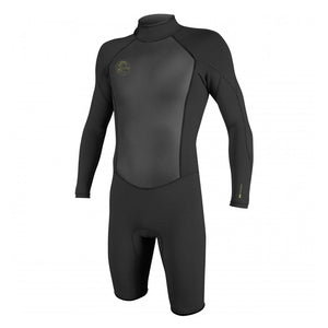 O'Neill O'riginal 2mm Back Zip L/S Springsuit-Black