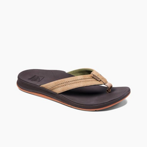 43a5b3f72c1a Reef Ortho Bounce Coast Sandal-Brown