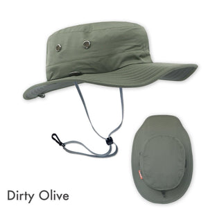 Shelta Osprey Hat-Dirty Olive