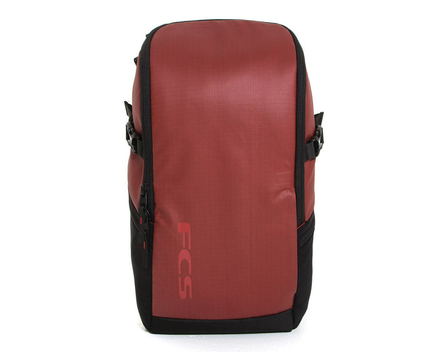 FCS Stash Day Pack-Brick Red-25L