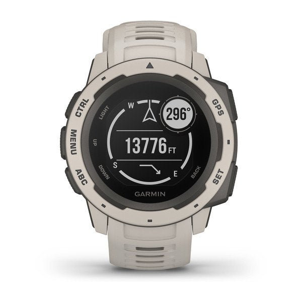 Garmin Instinct GPS  Watch-Tundra