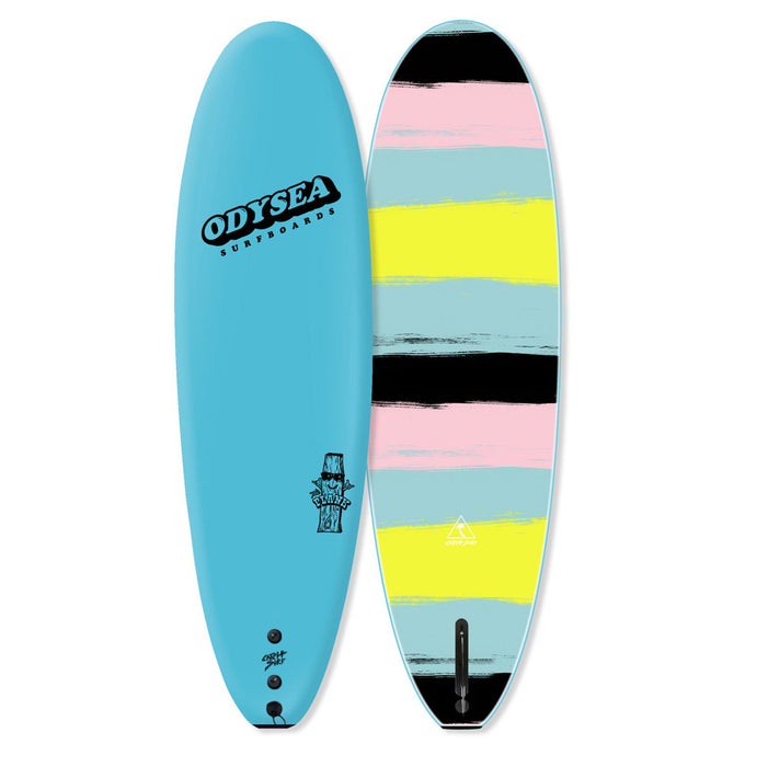 "Catch Surf Odysea Plank 6'0""-Blue Curacao"