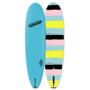 "Catch Surf Odysea Plank 8'0""-Blue Curacao"