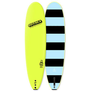 "Catch Surf Odysea Plank Soft Top 8'0""-Electric Lemon"