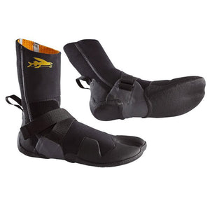 Patagonia R3 Split Toe Booties-Black