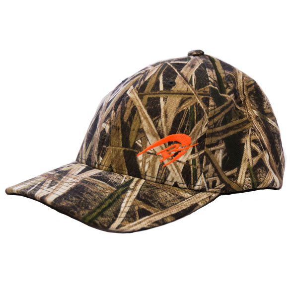 REAL Corp Flexfit Hat-Mossy Oak Shadow Grass Blades