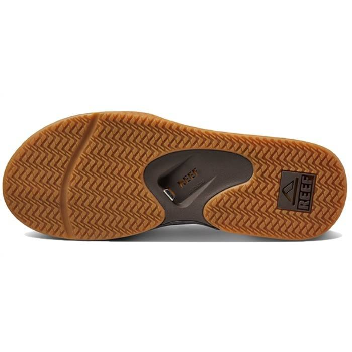 afbf6bc94f9 Reef Fanning Sandal-Brown Gum — REAL Watersports
