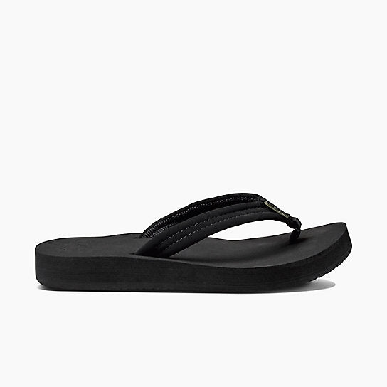 Reef Cushion Breeze Sandal-Black