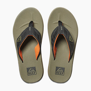 Reef Phantoms Sandal-Olive/Orange