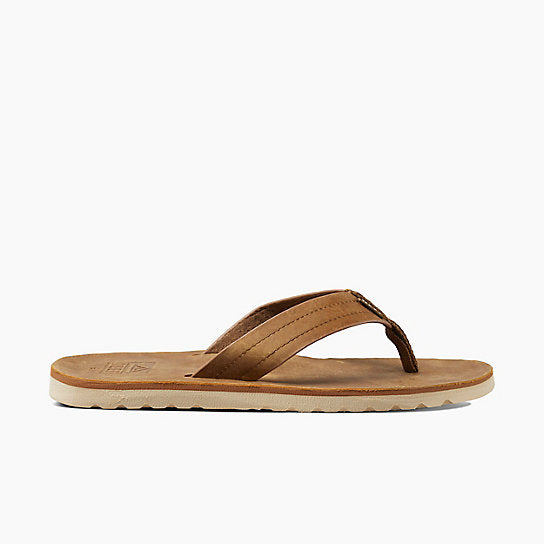Reef Voyage LE Sandal-Bronze Brown