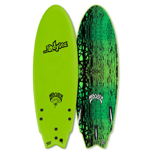 "Catch Surf Odysea X Lost RNF 5'5""-Green"