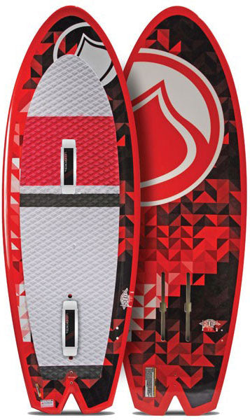 Liquid Force Rocket Fish Foilboard-5'0""