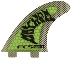 FCS GMB PC Tri Fin Set