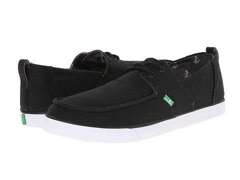 Sanuk Offshore Shoe-Black