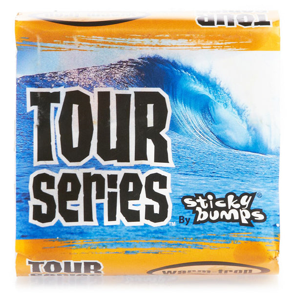 Sticky Bumps Tour Series Surf Wax- Warm Tropical