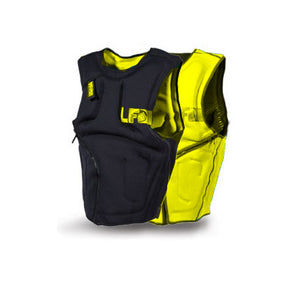 Liquid Force Supreme Impact Vest-Yellow/Black