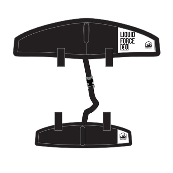 Liquid Force Thruster Wing Cover Set
