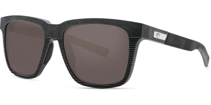 Costa Pescador Sunglasses-Net Gray + Gray Rubber/Gray 580G