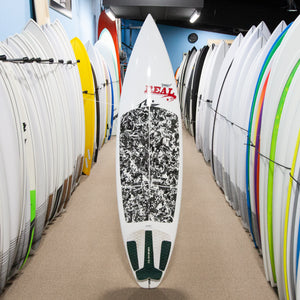 USED Rusty Tuflite 6'3""