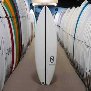 Slater Designs No Brainer Firewire LFT 5'8""