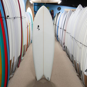 USED Black Rose Sheepshead 6'0""