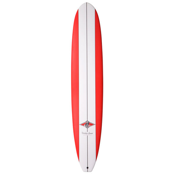 "Bear Waikiki Special TLPC 10'0""-Red/White"