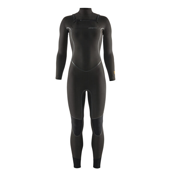 Patagonia W's R3 Yulex Front-Zip Wetsuit-Black