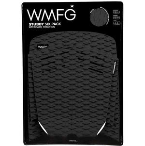 WMFG Stubby 2.0 Six Pack Traction Pad-Black