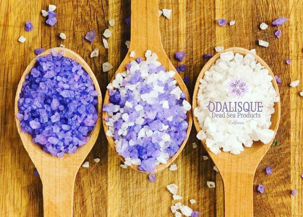 Dead Sea Skin Care Products - Odalisque California