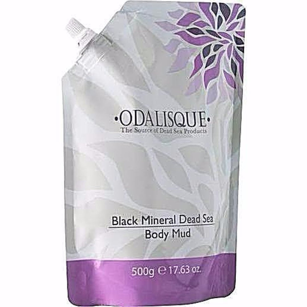 Dead Sea Body Mud - Natural Dead Sea Skin Care Products - Odalisque California
