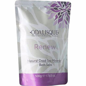NATURAL DEAD SEA MINERAL BATH SALTS - Cruelty Free Products - Odalisque California