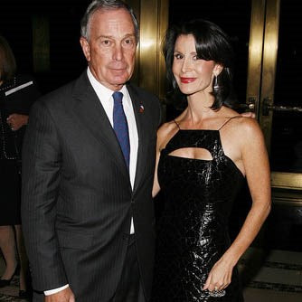 MICHAEL BLOOMBERG AND KATHERINE OLIVER