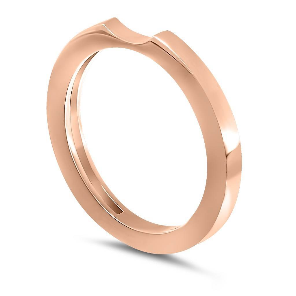 Princess Stackable Wedding Band