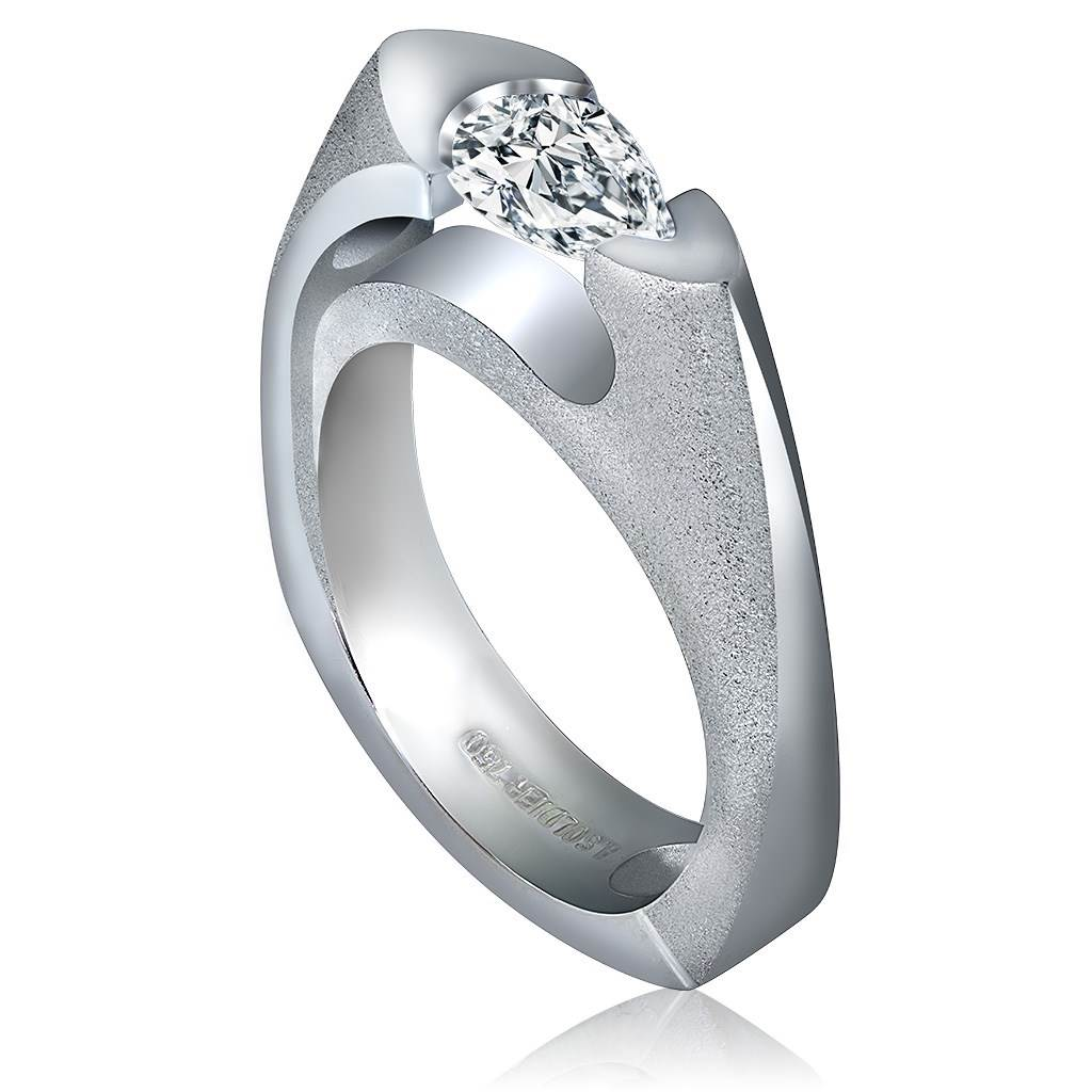 Passion Diamond Engagement Ring