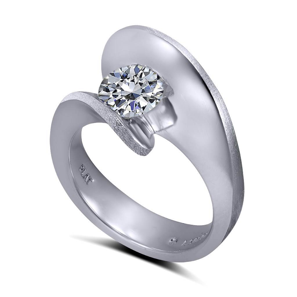 Dance Of Life Engagement Ring