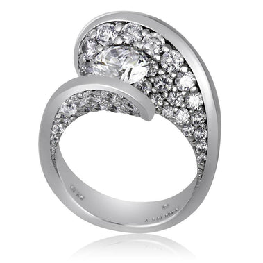 Dance Of Life Diamond Engagement Ring