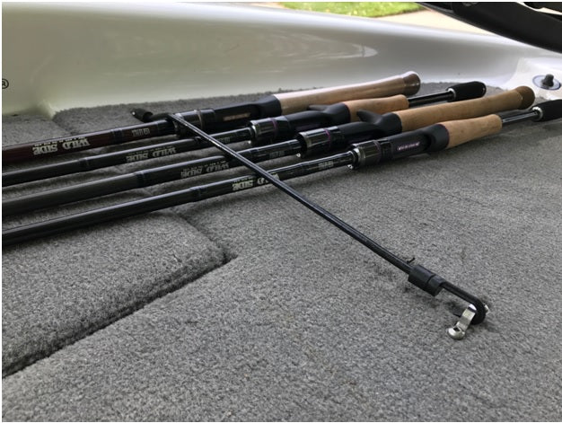 "Jake's field report ""Legit Design Rods"" Oct 14, 2017"