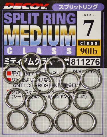 R-3 Split Ring Medium