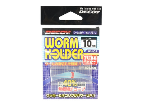 WH-01 Worm Holder Tube Type