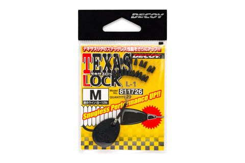 L-1 Texas Lock Pegs