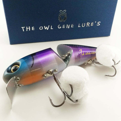 "Owl Fish ""Seventh Anniversary"" Special Limited Edition"