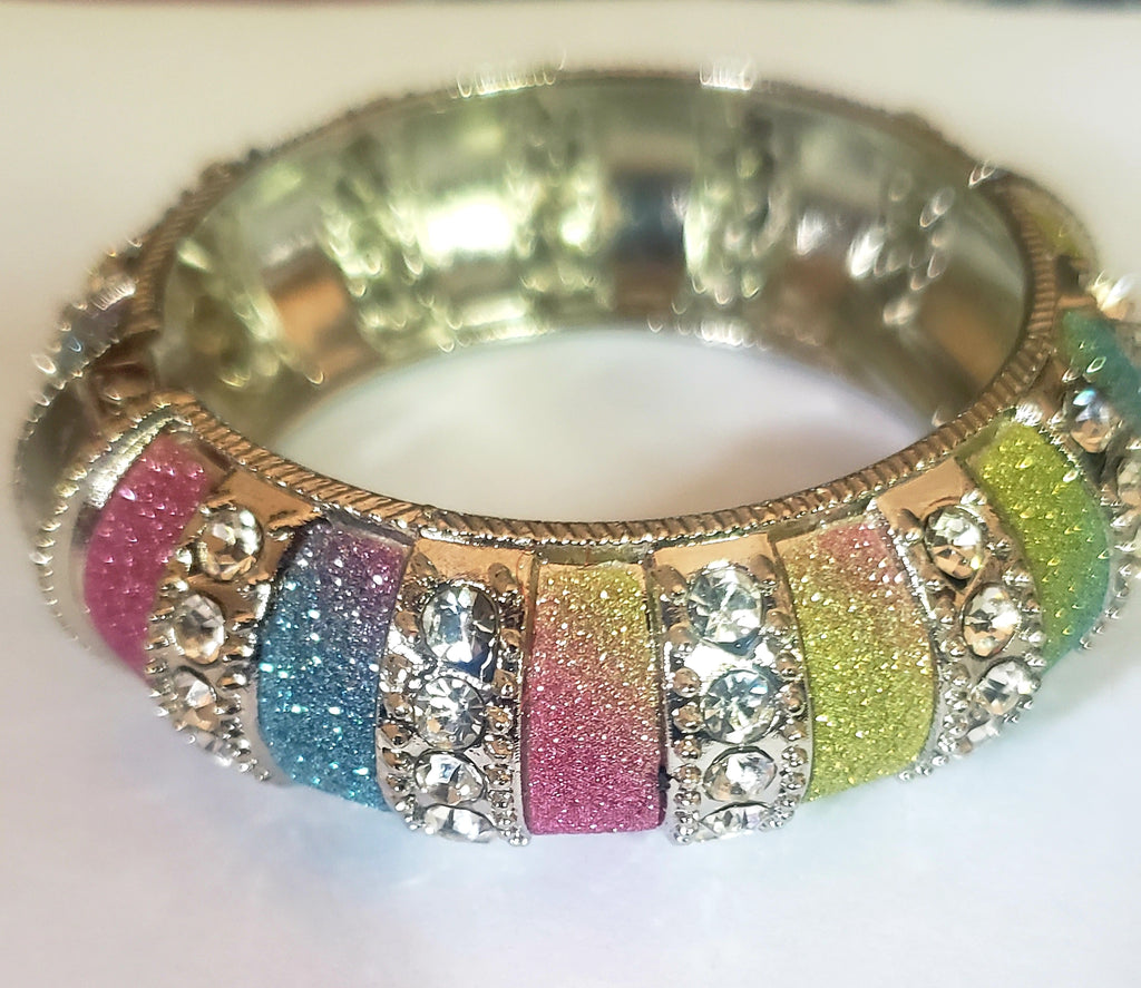 Rainbow Rhinestone Dream