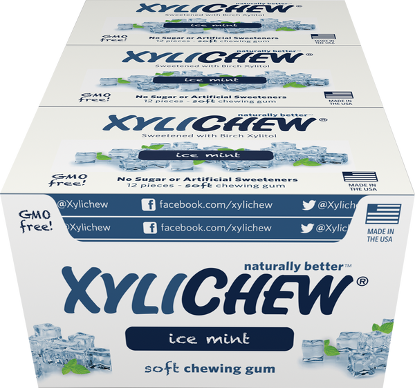 Xylichew - Ice Mint 24 Pack Case