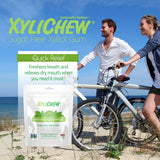 Xylichew Xylitol Gum - Spearmint - 50 Pieces