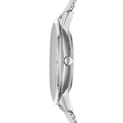 Mon Amie Iconic Education Stainless Steel Watch and Bracelet Set