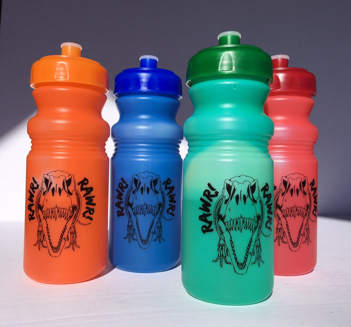 Color Changing Cycle Bottles