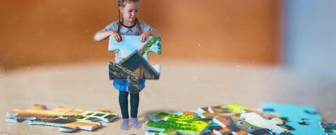 puzzles develop skills childhood