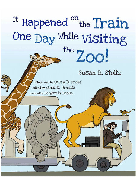 It Happened On the Train One Day While Visiting The Zoo