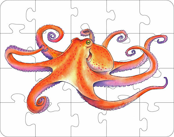Octopus Rectangle Puzzle